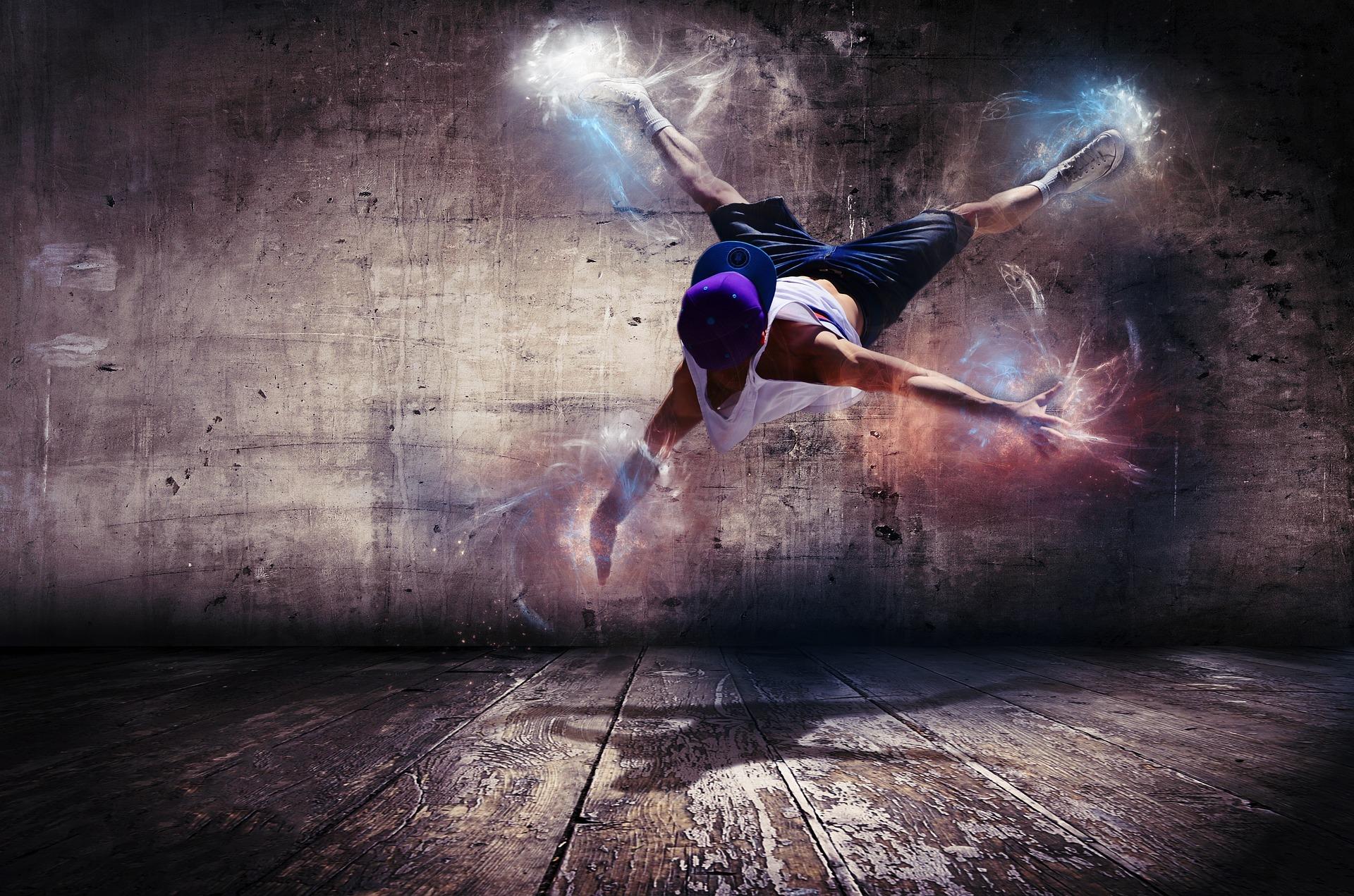 ストリートダンサーの画像