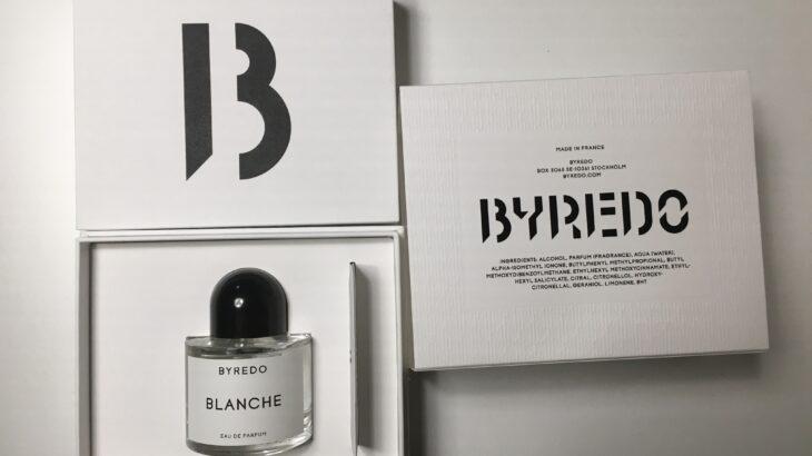 【BYREDO】BLANCHEは最強の香水だった。半年使用徹底レビュー!